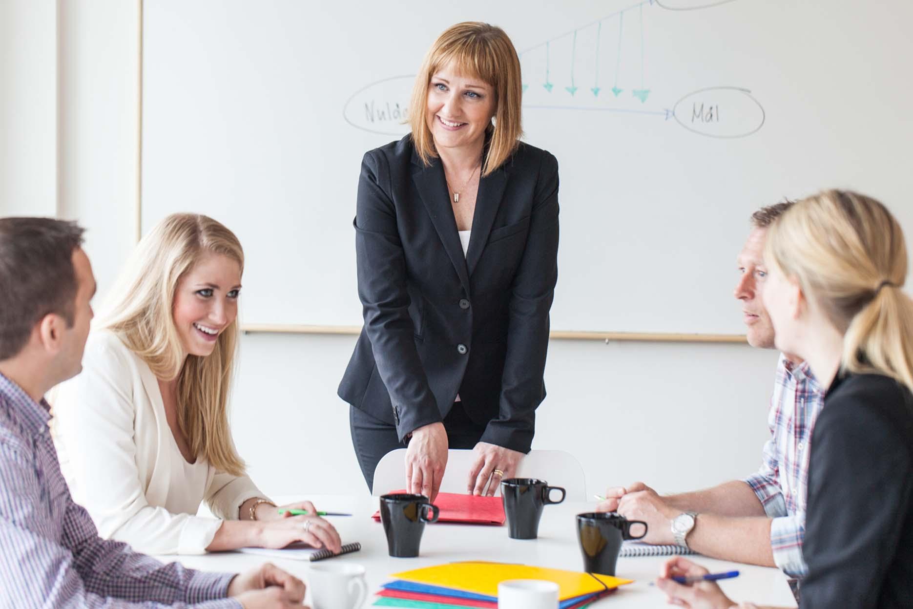 Organisationsutveckling - Kraft & Balans